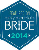 Featured on Rocky Mountain Bride
